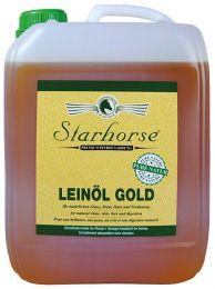 Leinöl Gold 5L