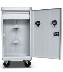 Saddlebox SINGLE Custom - Designen deinen eigenen SINGLE Sattelschrank