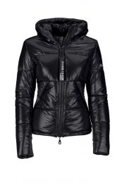 KIZZY Steppjacke black HW20/21