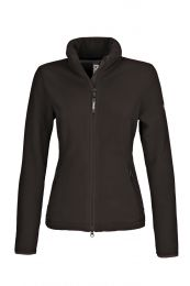 LIVA Fleecejacke chocolate HW20/21