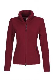 LIVA Fleecejacke pomegranate HW20/21